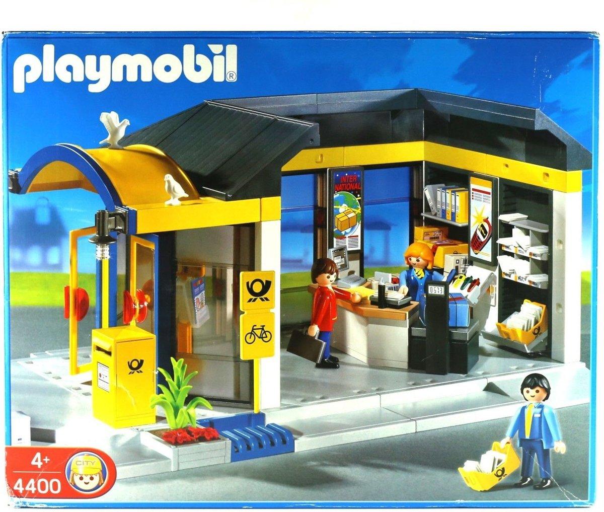 Playmobil postkantoor - 4400