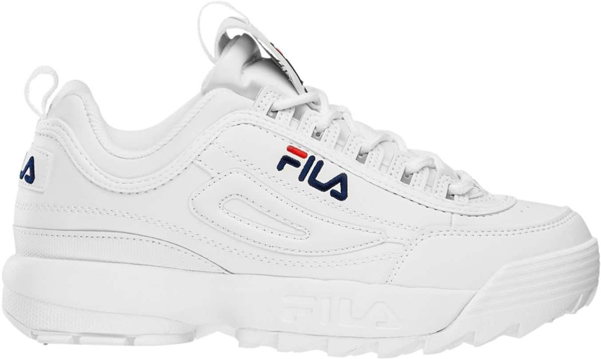 e756b6d20ae bol.com | Fila Disruptor Low Sneakers Heren - White