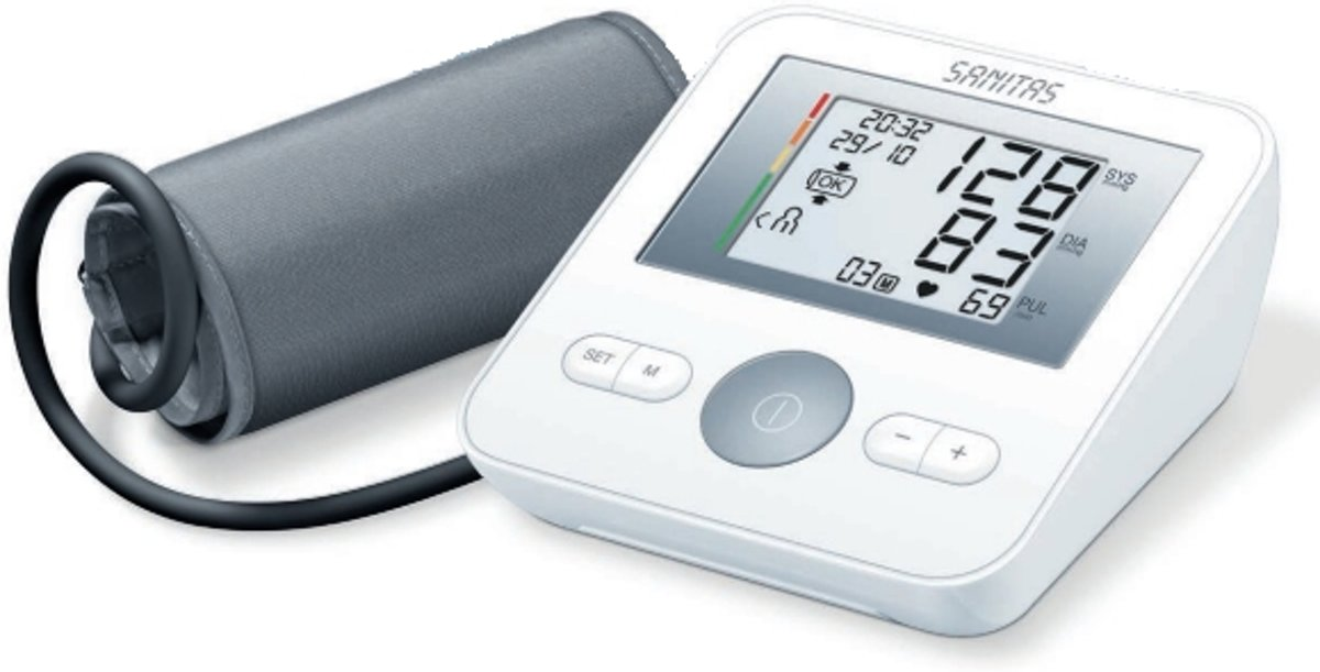 Sanitas SBM 18 Bovenarm bloeddrukmeter