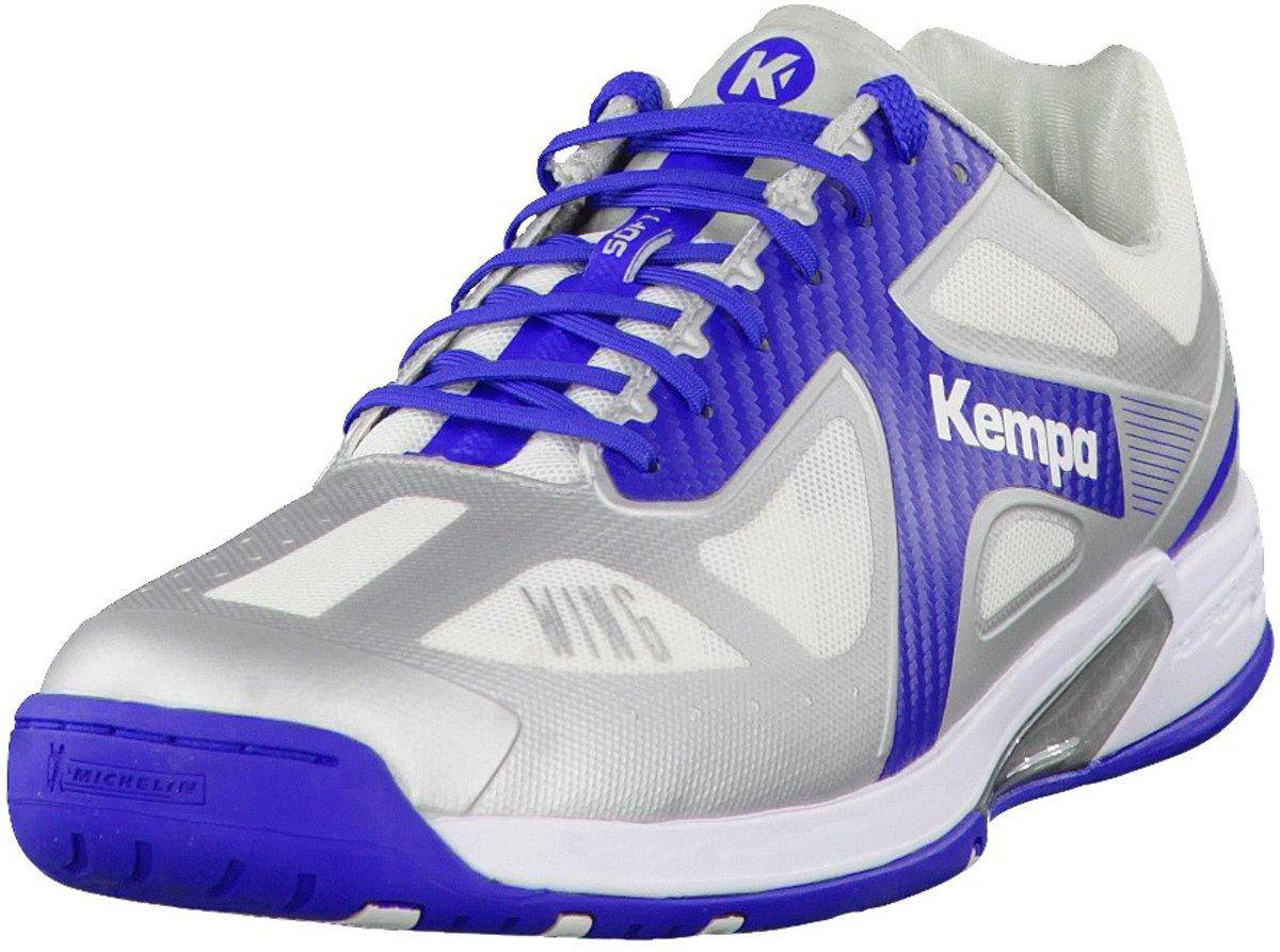 Kempa Sportschoenen Silber GrauRoyal 45