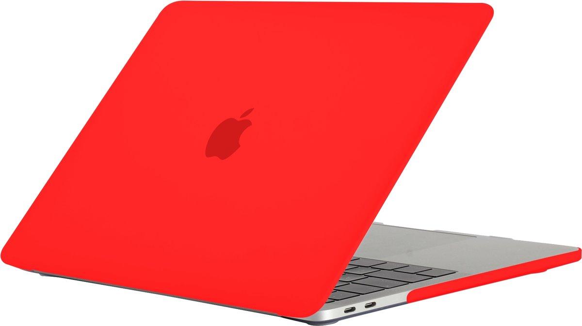 GECKO Clip On Beschermhoes MacBook Pro 13 Inch - Rood kopen