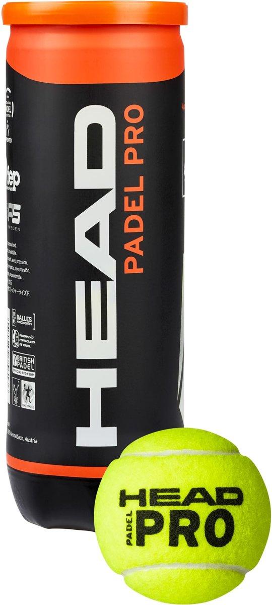 Head Padel Pro Ballen