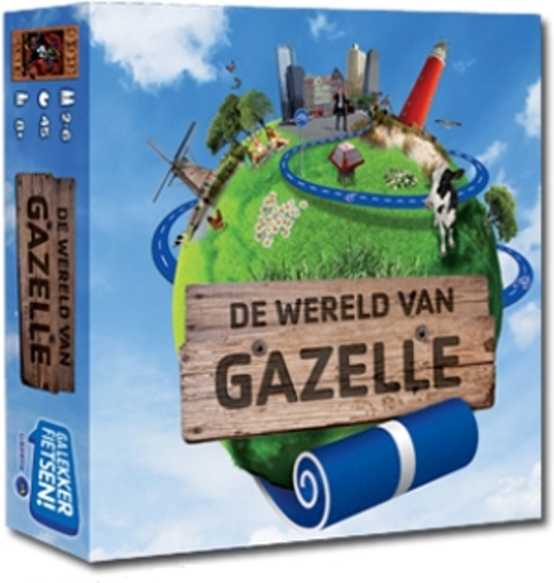 Gazelle Spel Bordspel
