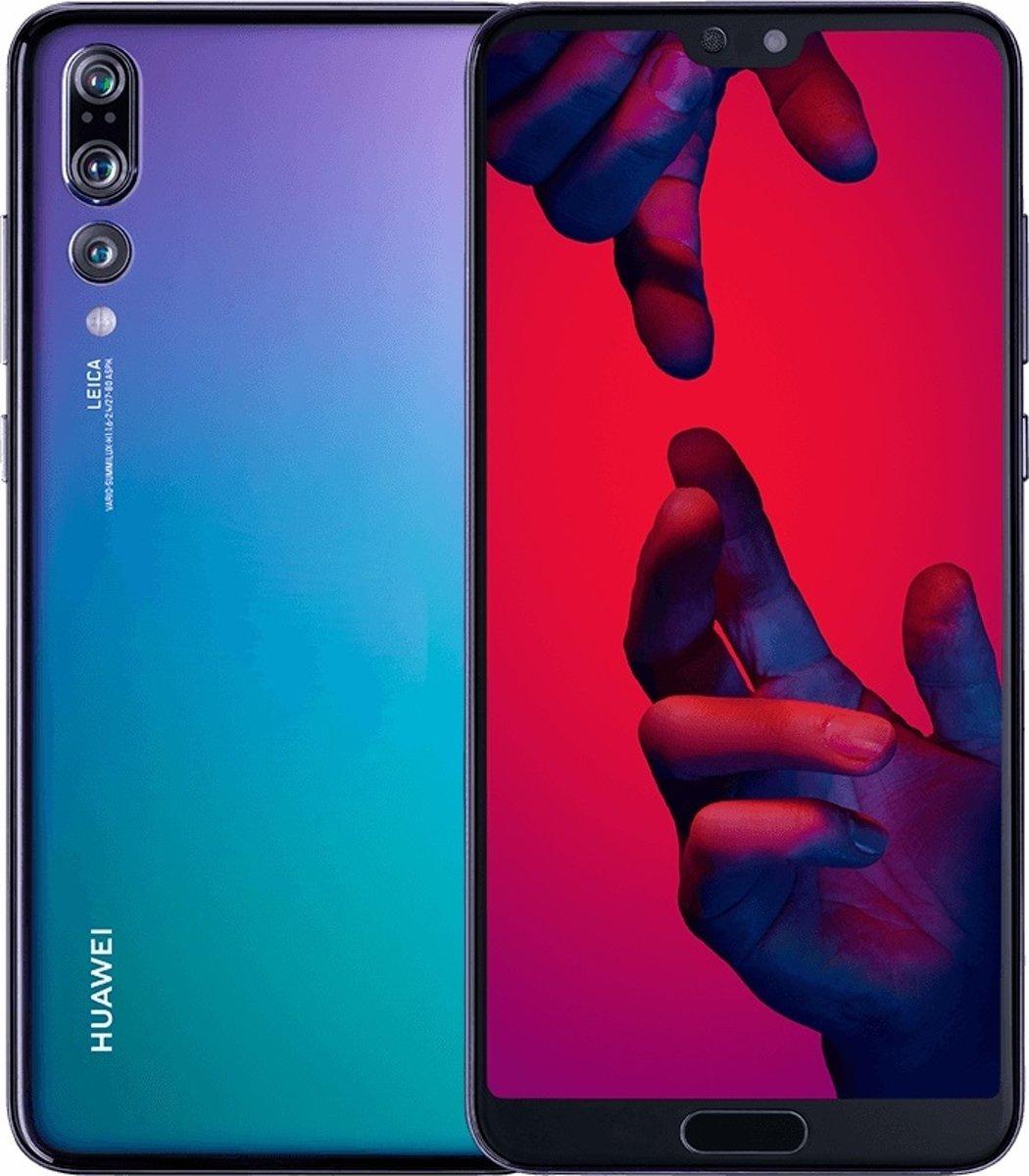 Huawei P20 Pro 15,5 cm (6.1'') 6 GB 128 GB Single SIM Multi kleuren 4000 mAh kopen