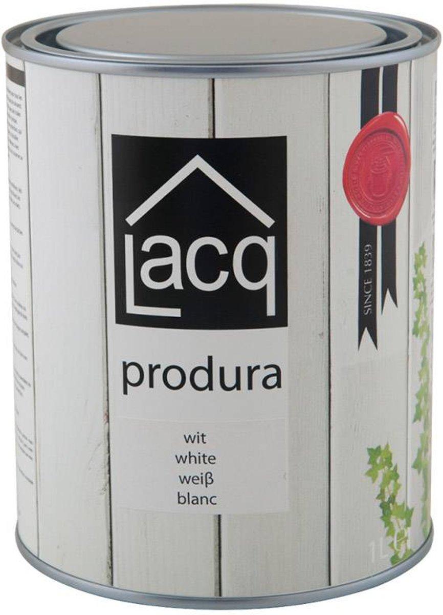 Produra Verpakking: 2,5 liter, Standaard kleur: Old Grey