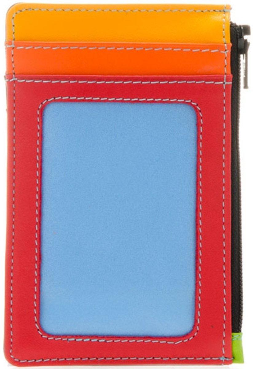 0db60d3110e bol.com | Mywalit Credit Card Holder Coin Purse Pasjeshouder Black Pace -N  - Meerkleurig