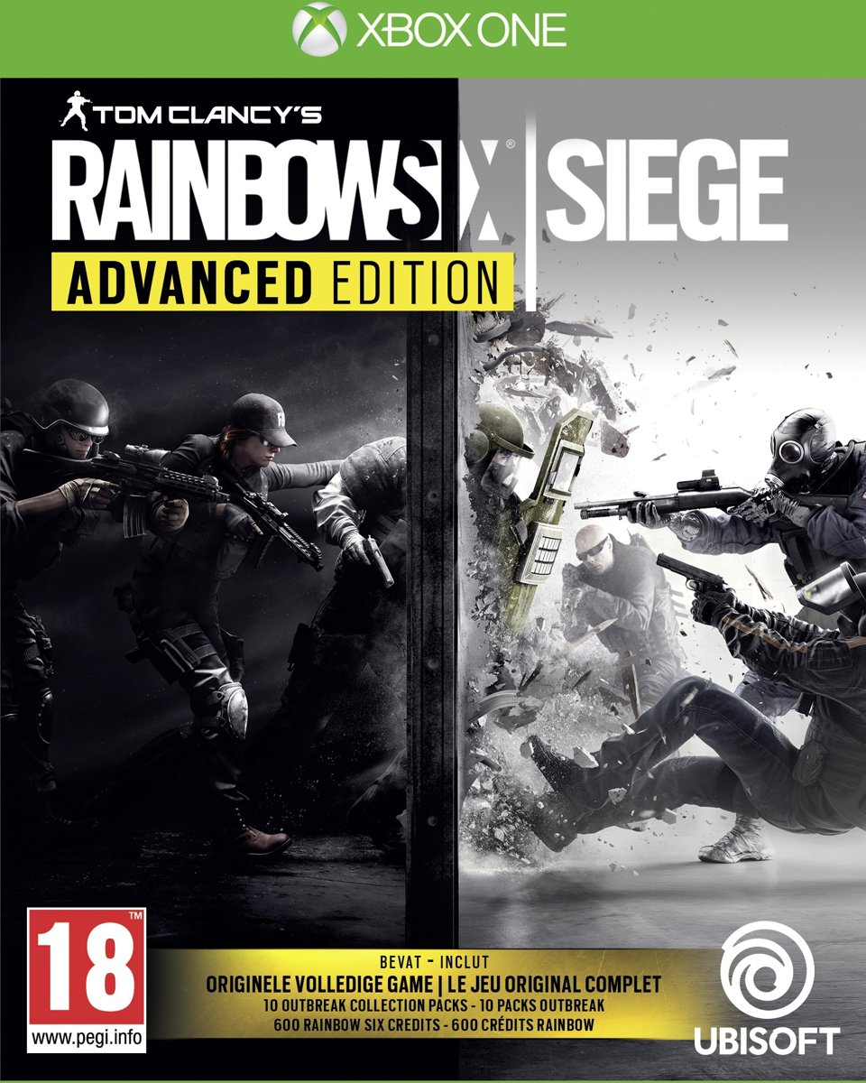 Rainbow Six: Siege - Advanced Edition Xbox One