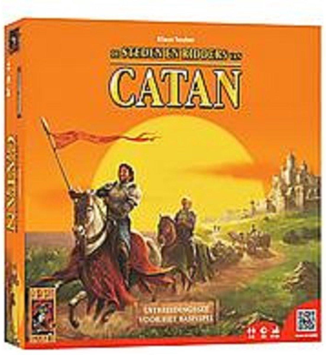 De Kolonisten van Catan: Steden & Ridders