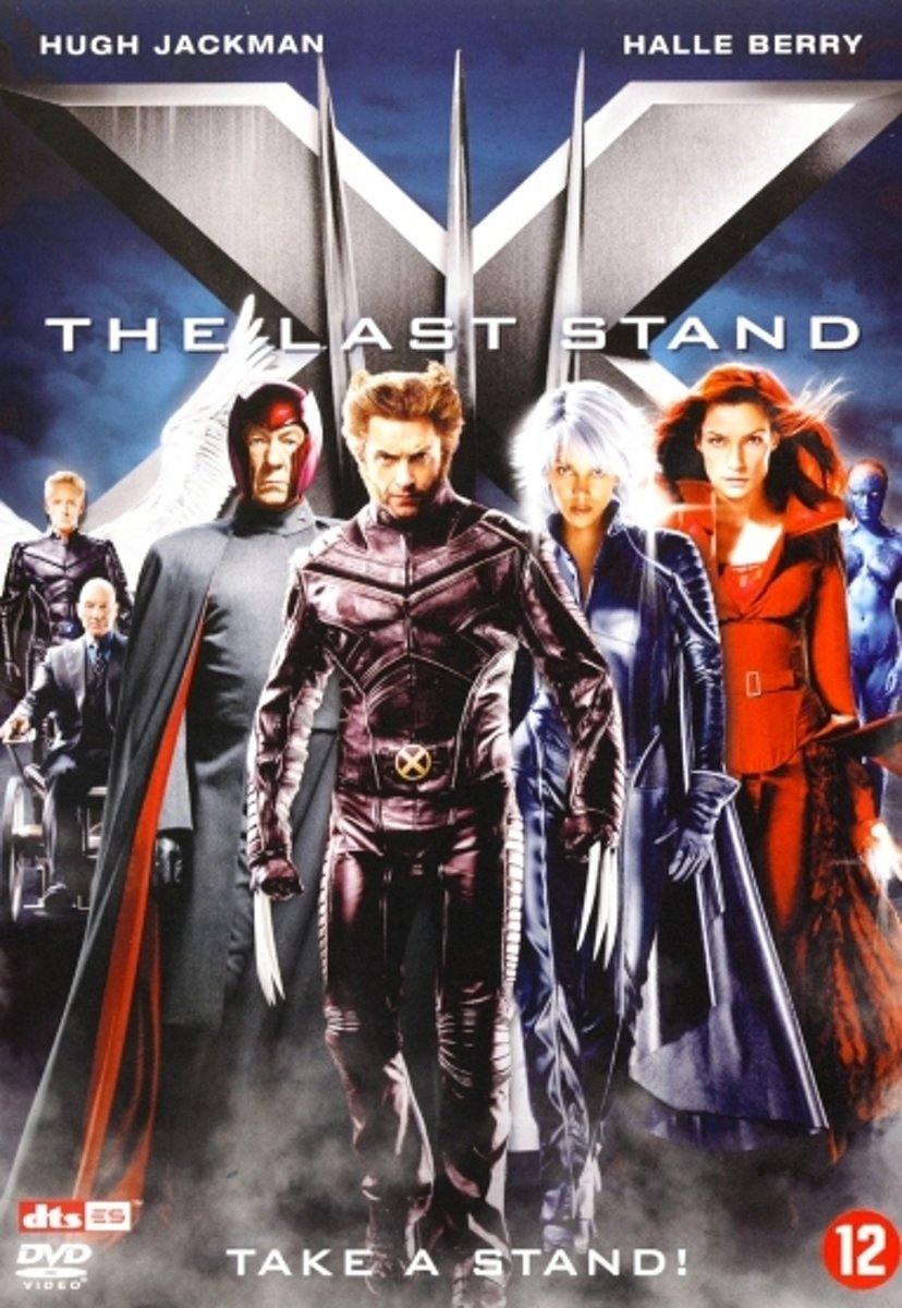 X-men 3 - The Last Stand | DVD kopen