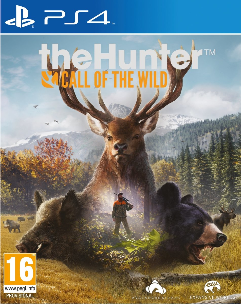 theHunter - Call of the Wild PlayStation 4