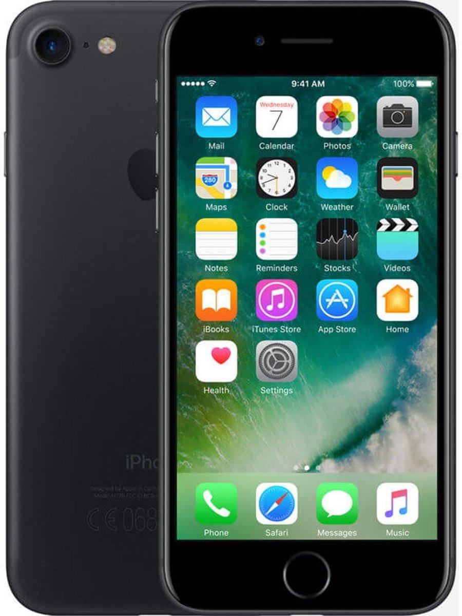 Forza Refurbished Apple iPhone 7 - 128GB - Licht gebruikt (B Grade) - Spacegrijs kopen