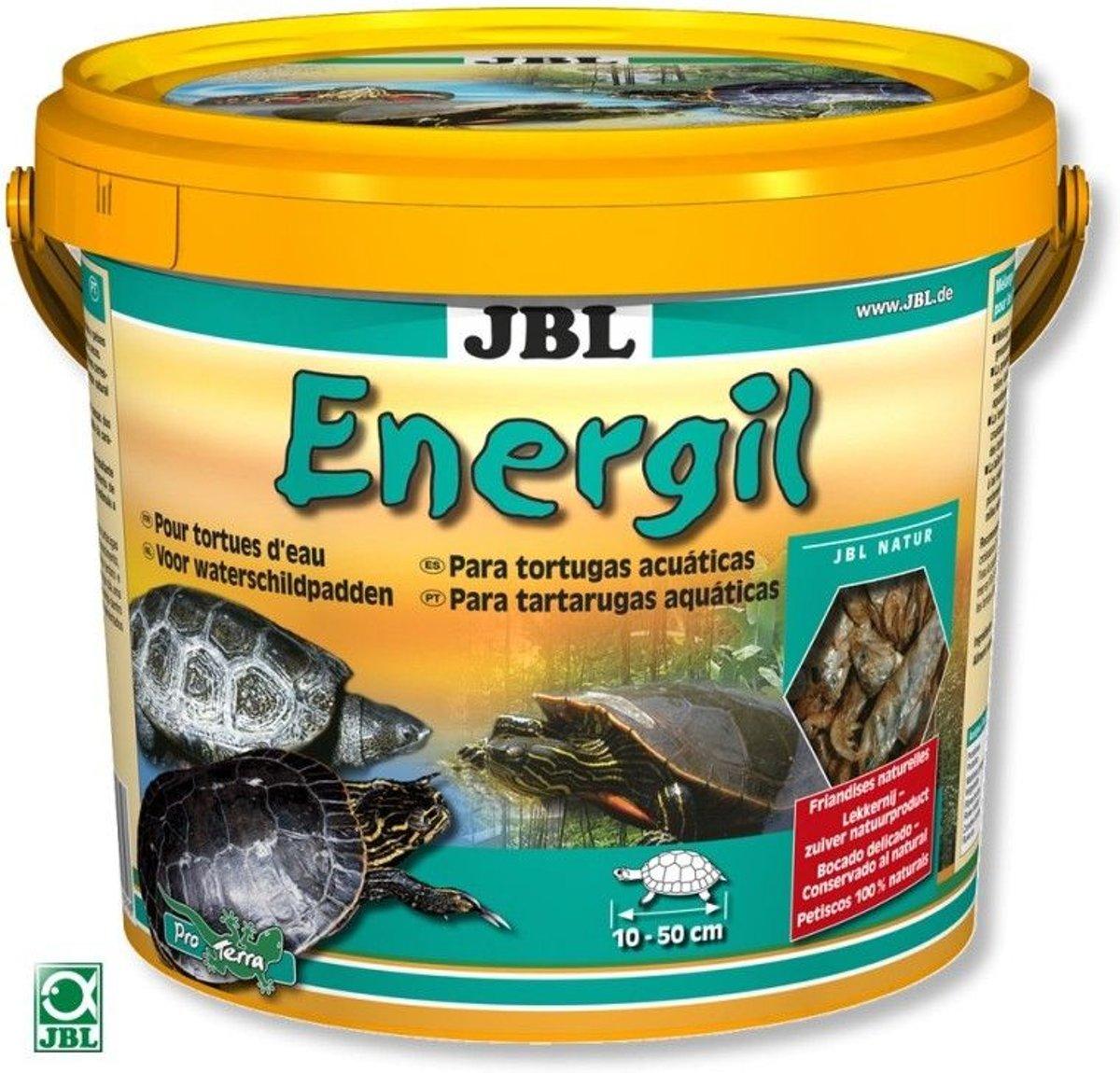 Jbl Energil 2,5 liter schildpaddenvoer
