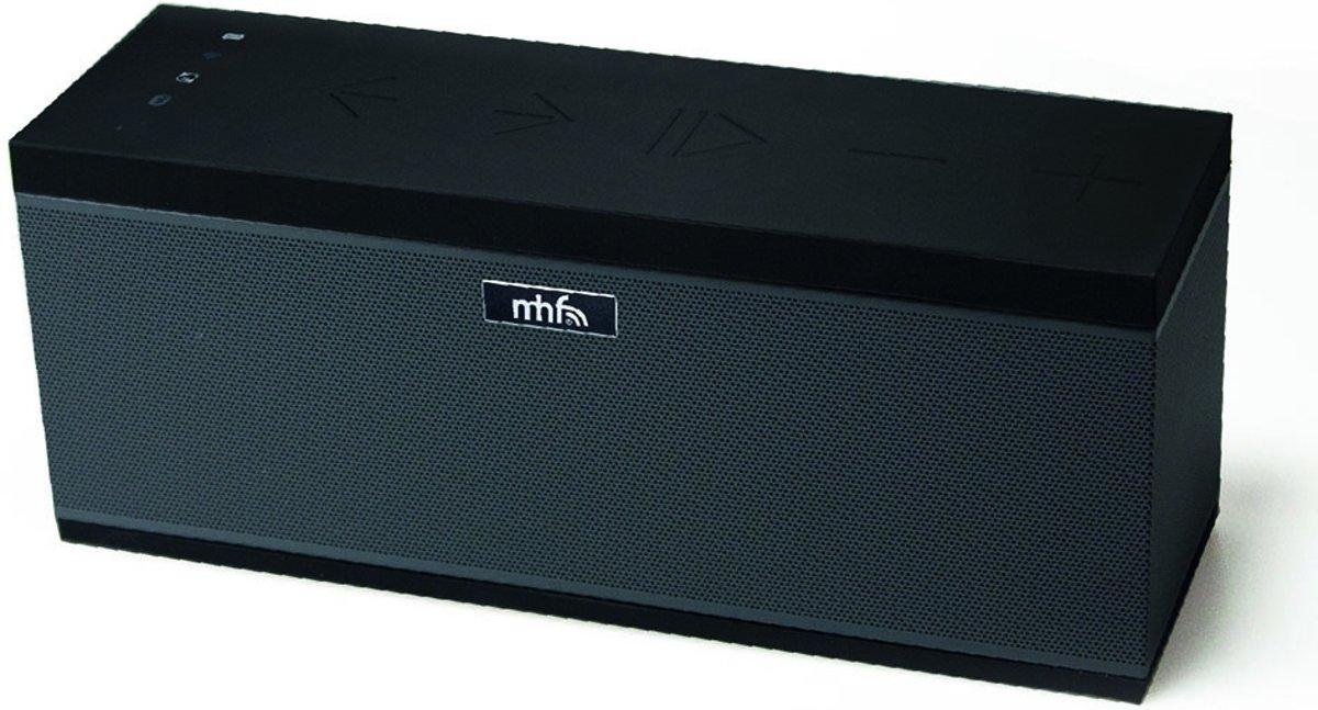 Mr Handsfree Wifi Speaker - Wifi en Bluetooth Speaker - met Multiroom functie