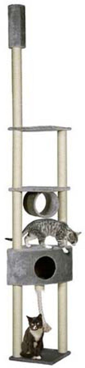 FLAMINGO - KRABPAAL BELMONDO GRIJS 38x38x265