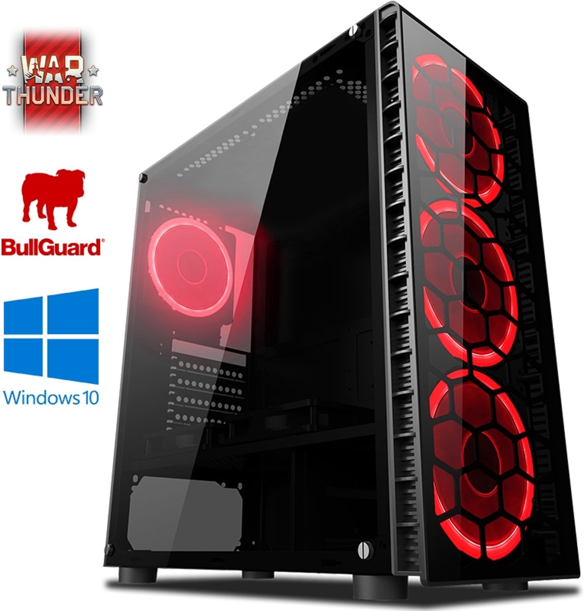 Vibox Gaming Desktop Pyro GS460-111 - Game PC