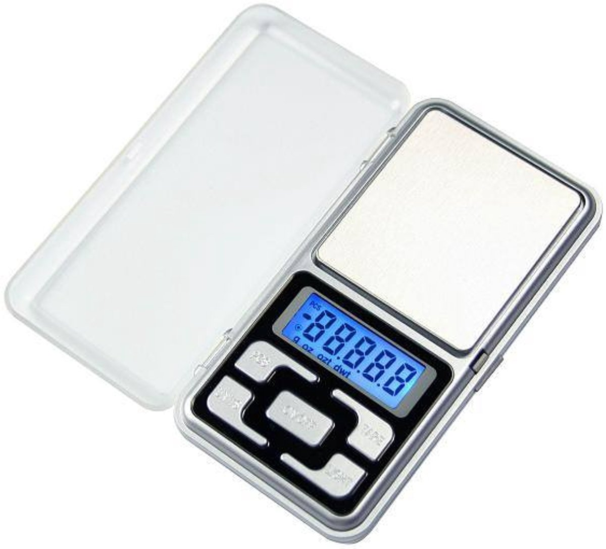 Digitale Precisie Portable Weegschaal 200g - 0.01g