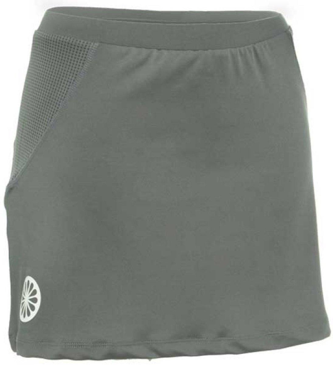 Indian Maharadja Tech Skirt - Rokjes  - grijs - XS kopen