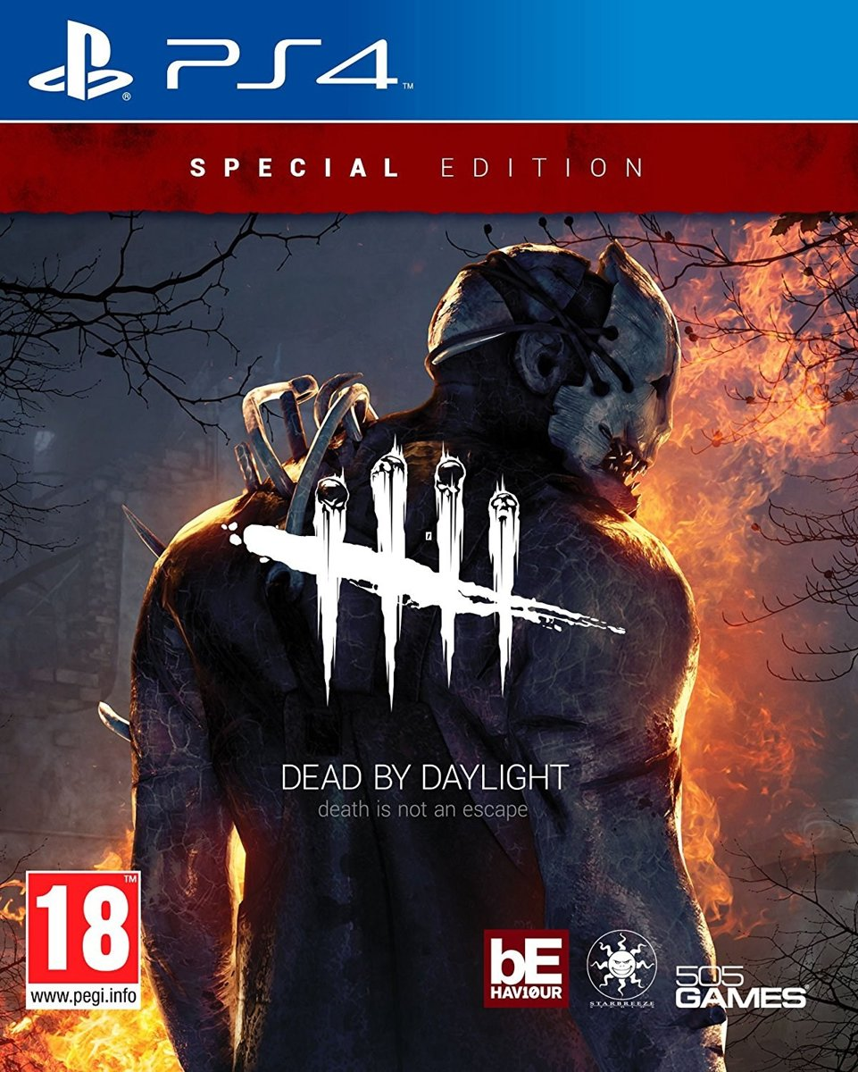 Dead by Daylight PlayStation 4