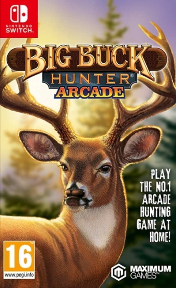 Big Buck Hunter Switch