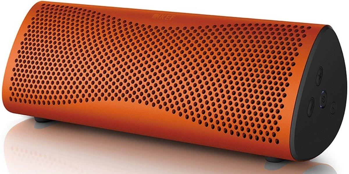 KEF MUO BT - Draadloze speaker - Oranje kopen