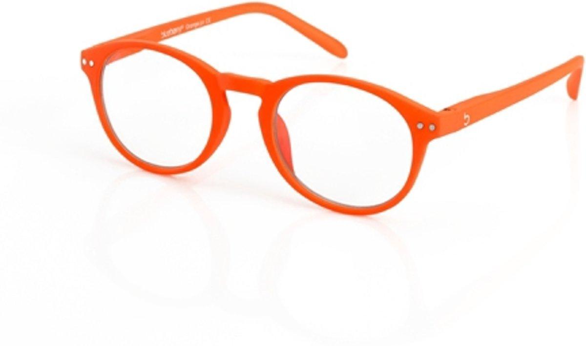 Foto van Blueberry Glasses Retro oranje