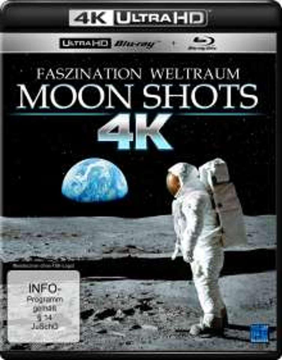Moon Shots 4K-