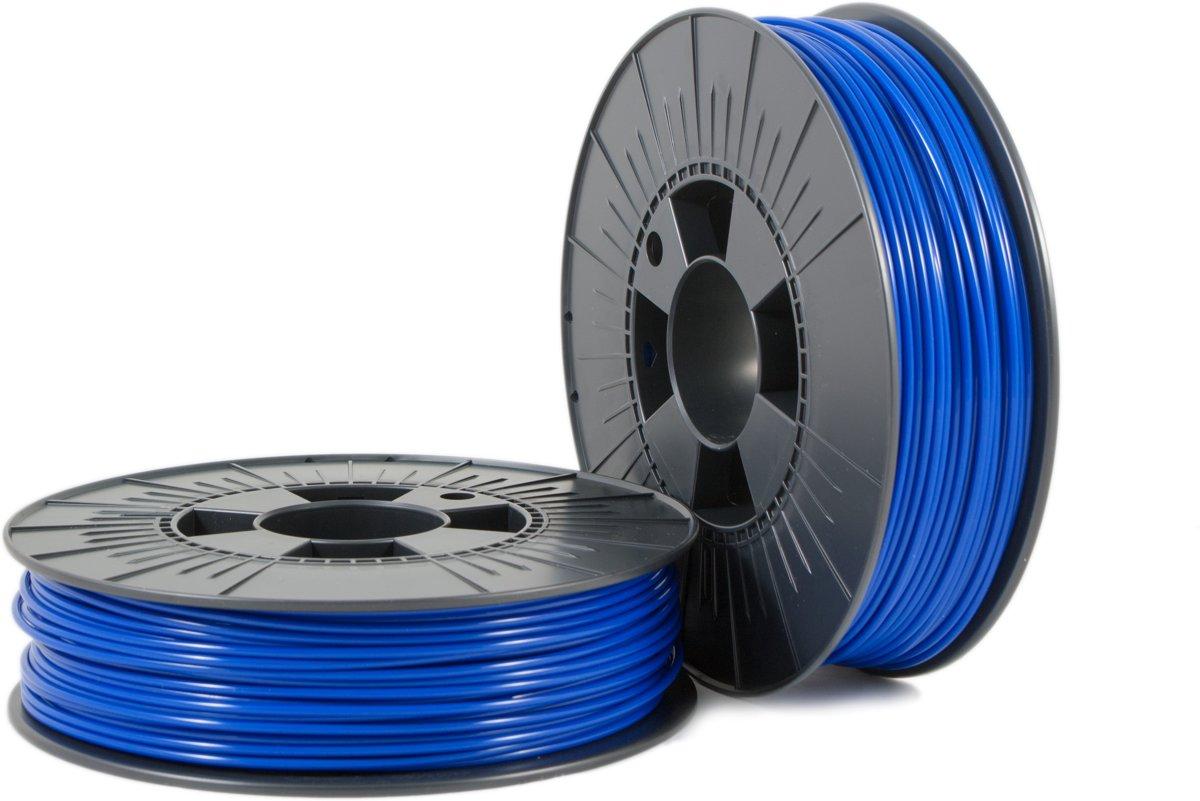 ABS 2,85mm  dark blue ca. RAL 5002 0,75kg - 3D Filament Supplies