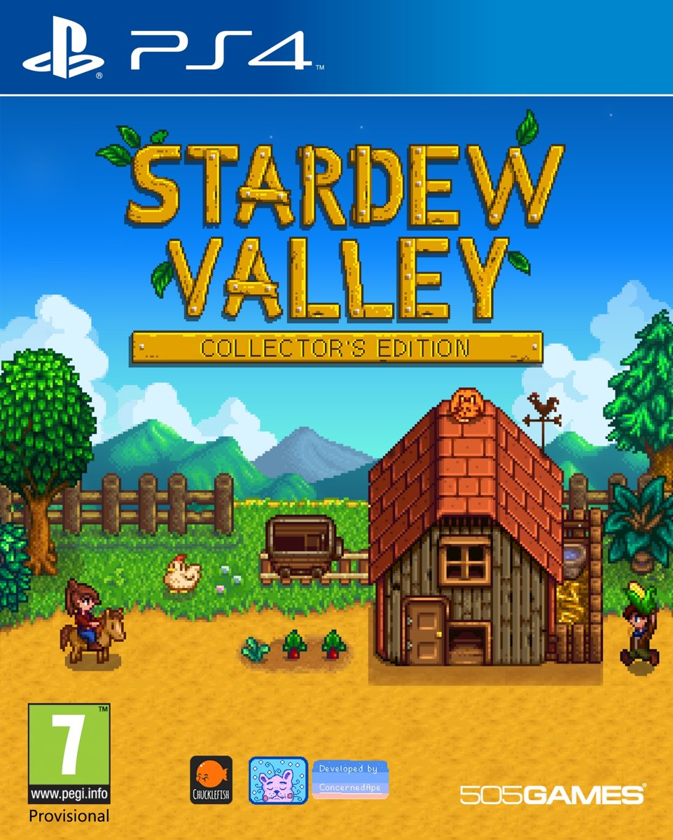 Stardew Valley PlayStation 4