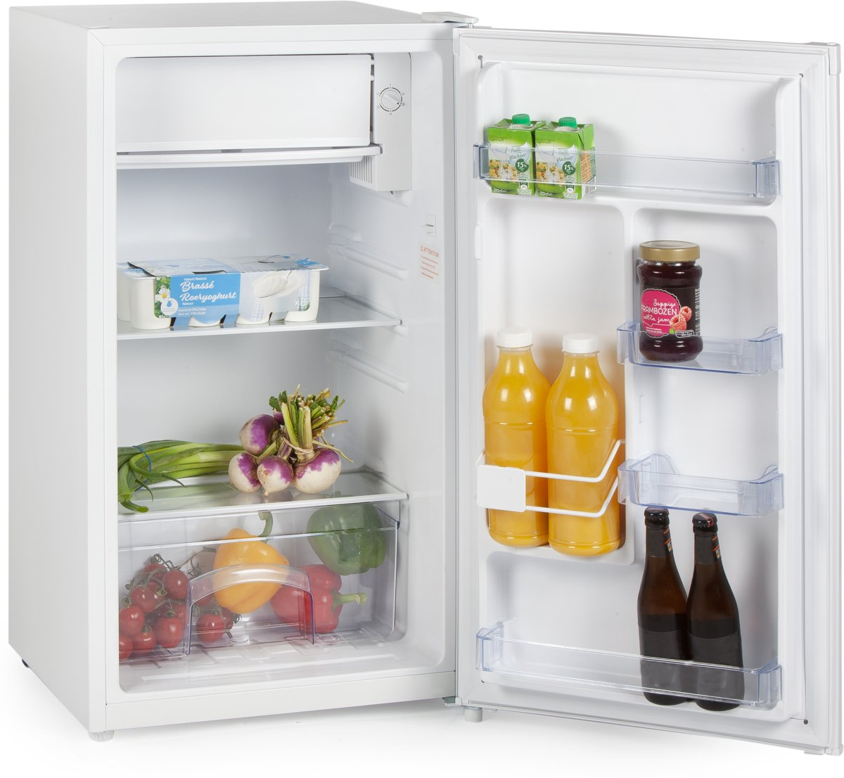 Primo FR3-WS - Tafelmodel koelkast - Wit
