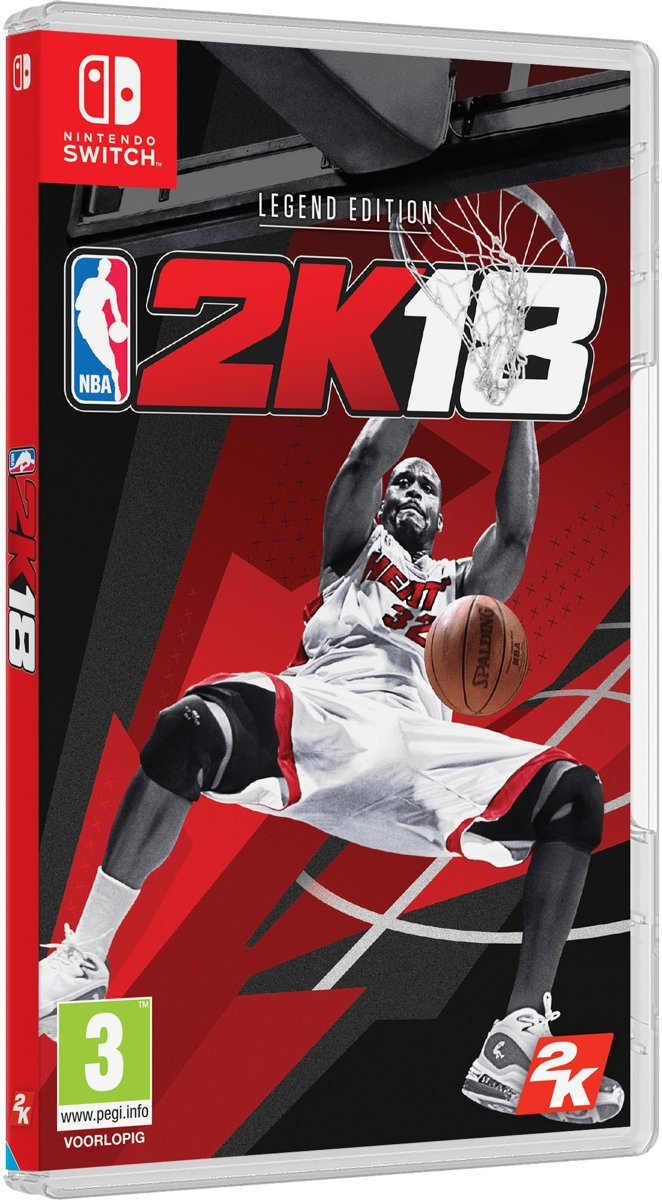 NBA 2K18 - Legend Editie Switch