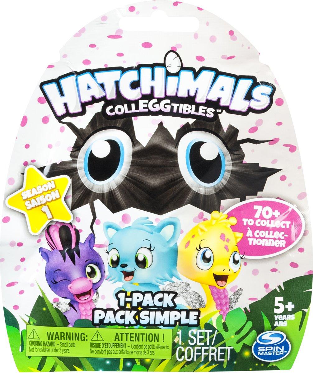 Hatchimals CollEGGtibles 1-pack - Speelfiguur