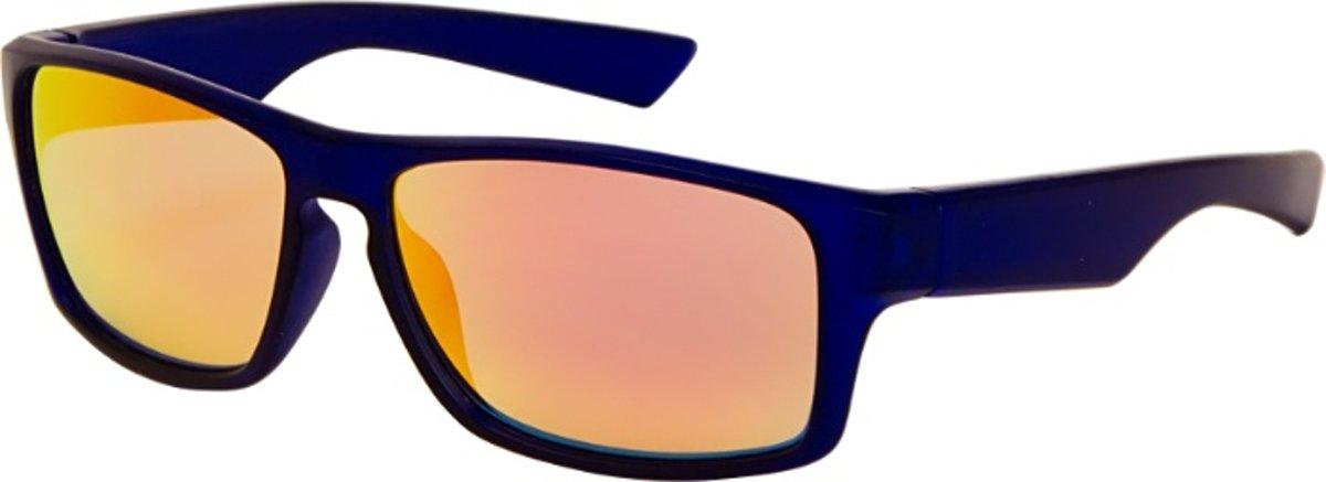 Az-eyewear Zonnebril Rechthoekig Unisex Matpaars (a-z9110) kopen