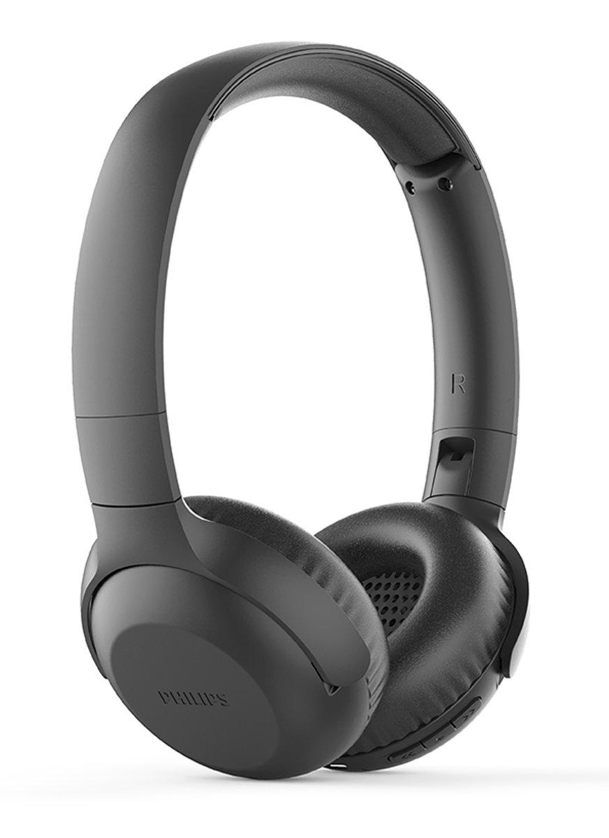 Philips Upbeat TAUH202 - Draadloze on-ear Koptelefoon - Zwart kopen