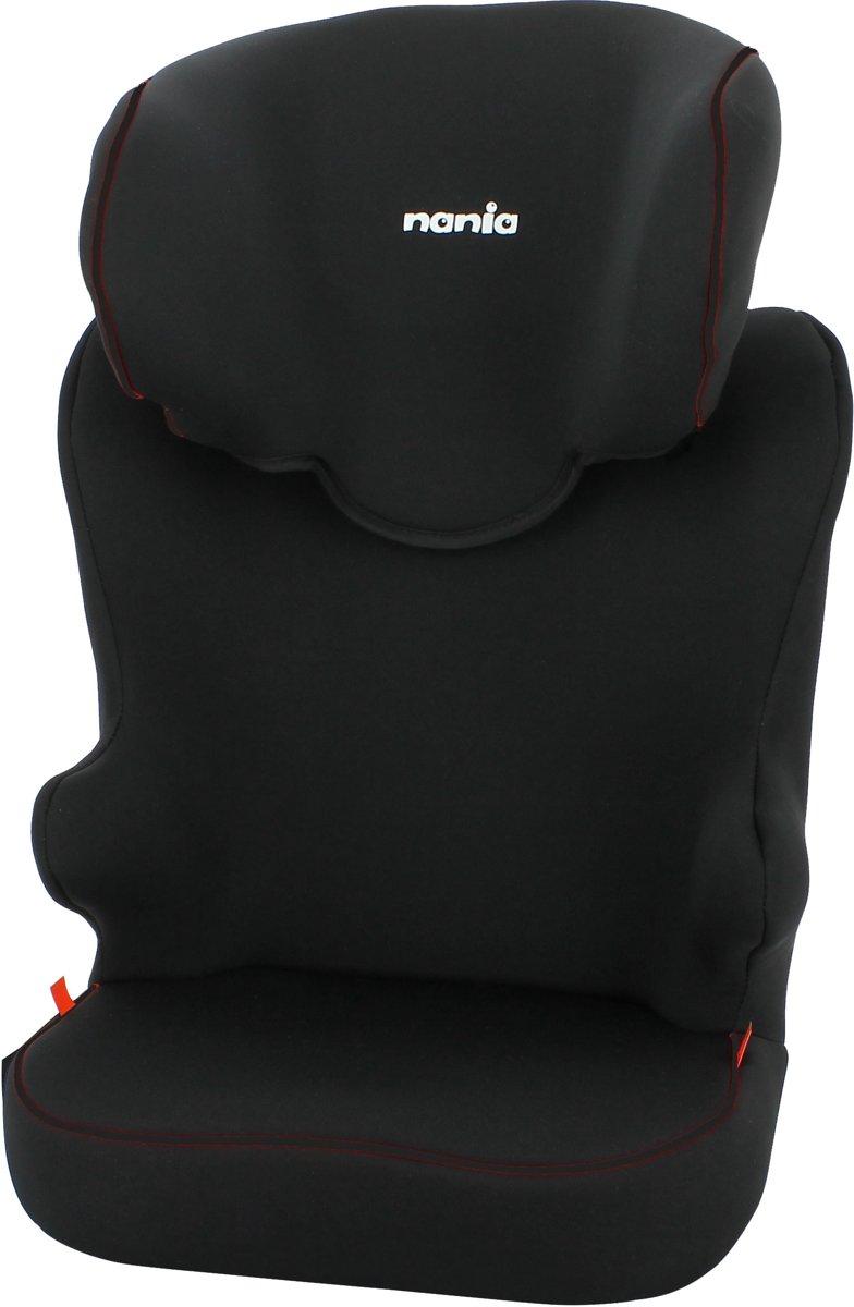 Autostoeltje Nania Befix SP - 'Black' (Groep 2 en 3: van 15 kg tot 36 kg)