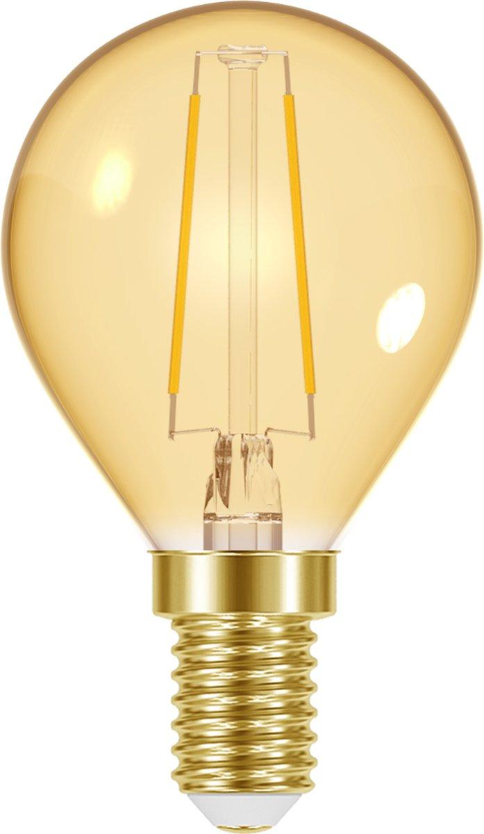 Bol e14 led lamp kopen alle led lampen online prolight led kooldraadlamp kogel e14 2w 150 lumen 45mm parisarafo Gallery