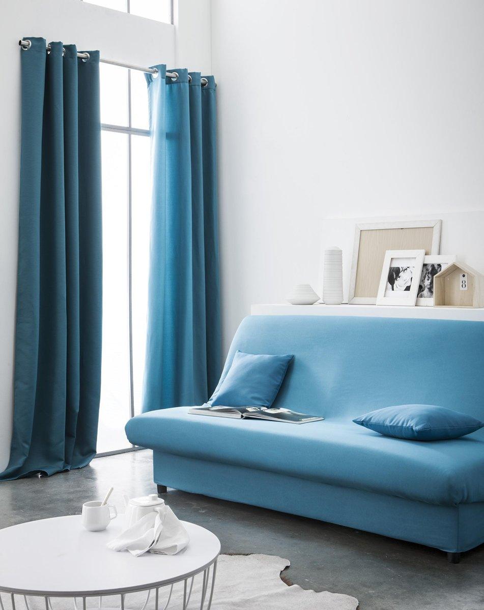 bol.com | Blauw Gordijn kopen? Alle Blauwe Gordijnen online