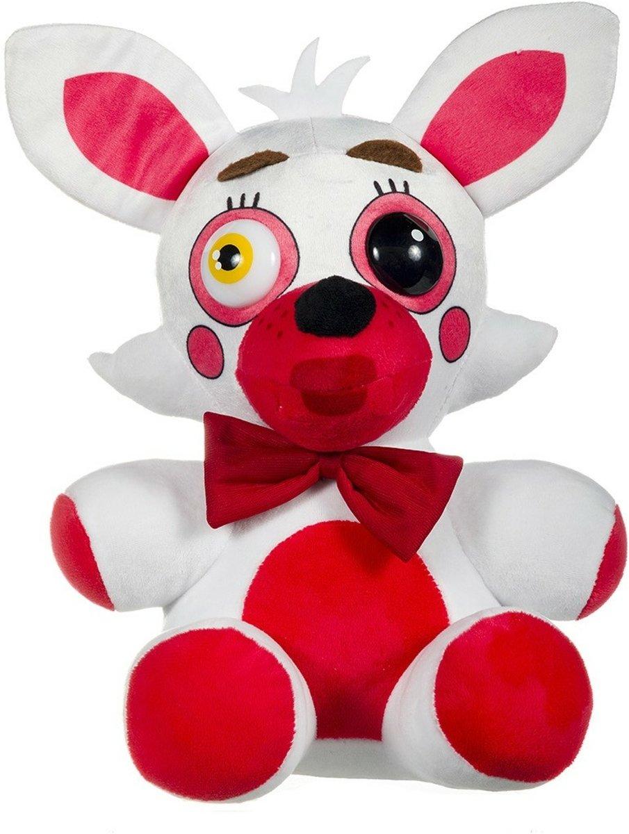 Five Nights at Freddy's Toy Foxy Mangle 25 cm pluche knuffel