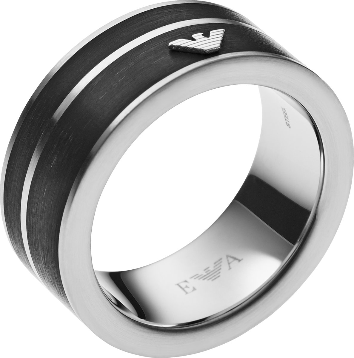 Emporio Armani Mannen Ring EGS2032040 kopen