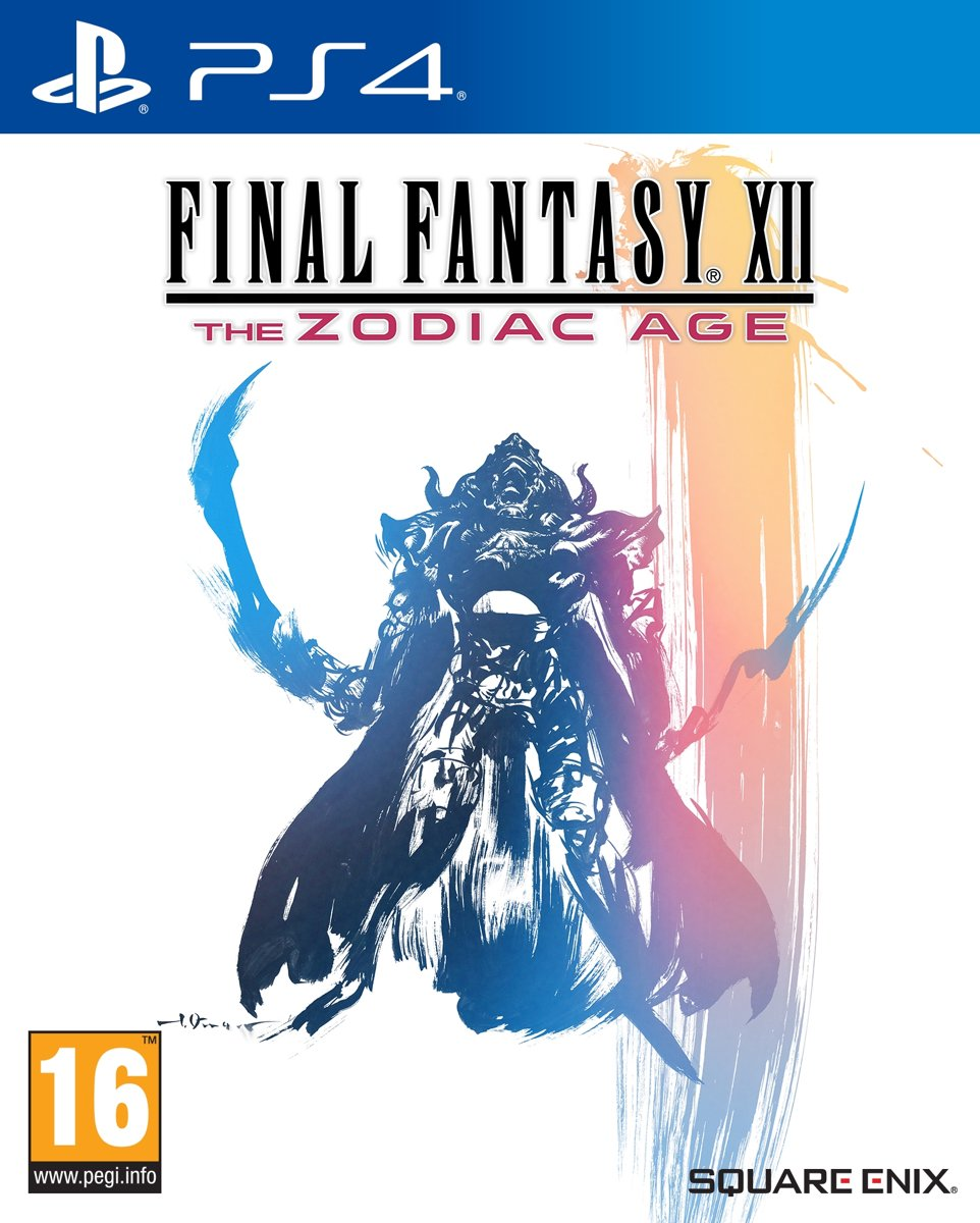 Final Fantasy XII Zodiac Age PlayStation 4