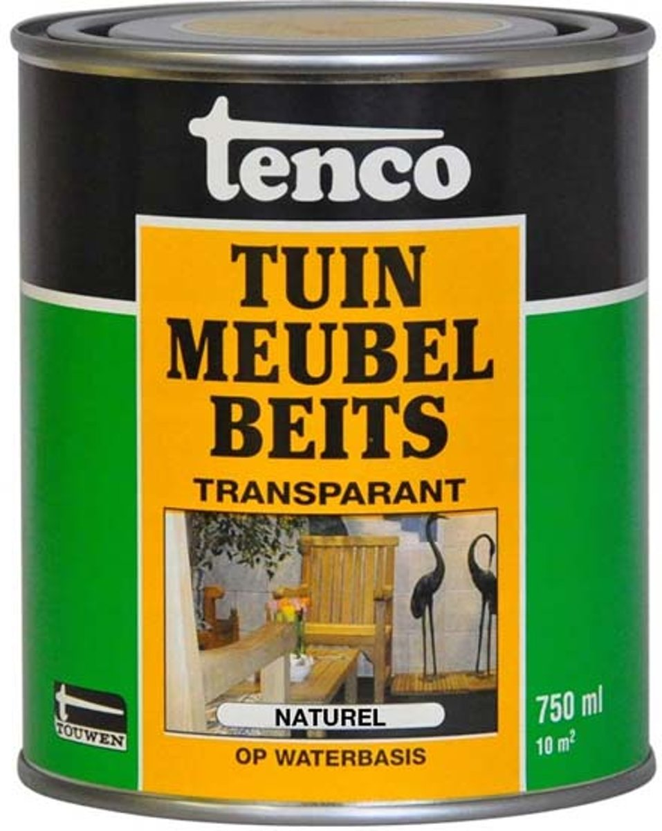Tenco 551 Transparant Tuinmeubelbeits - 750 ml