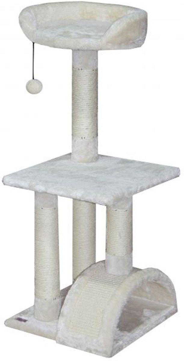 Petcomfort Cindy Krabpaal - Creme - 35 x 35 x 82 cm