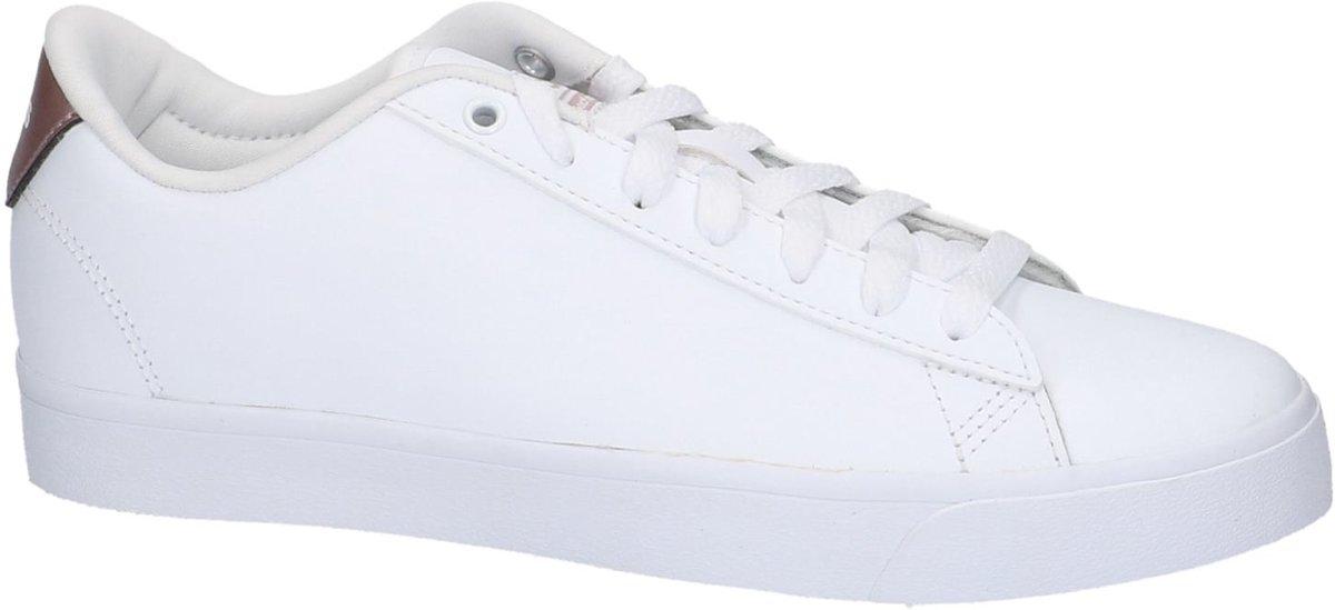 Adidas - Sport Bas Baskets - - Cf Quotidien Qt Cl W Femmes - Taille 36,5 - Blanc - Blanc Ftwr