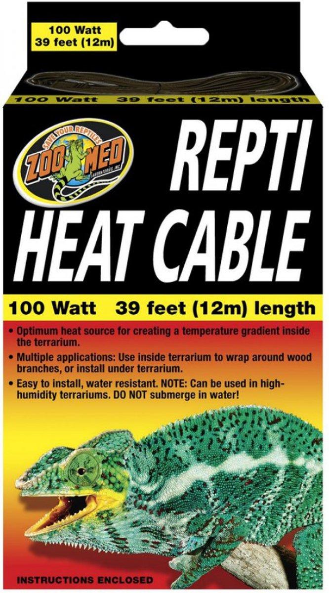 Reptie Heat Cable 100W