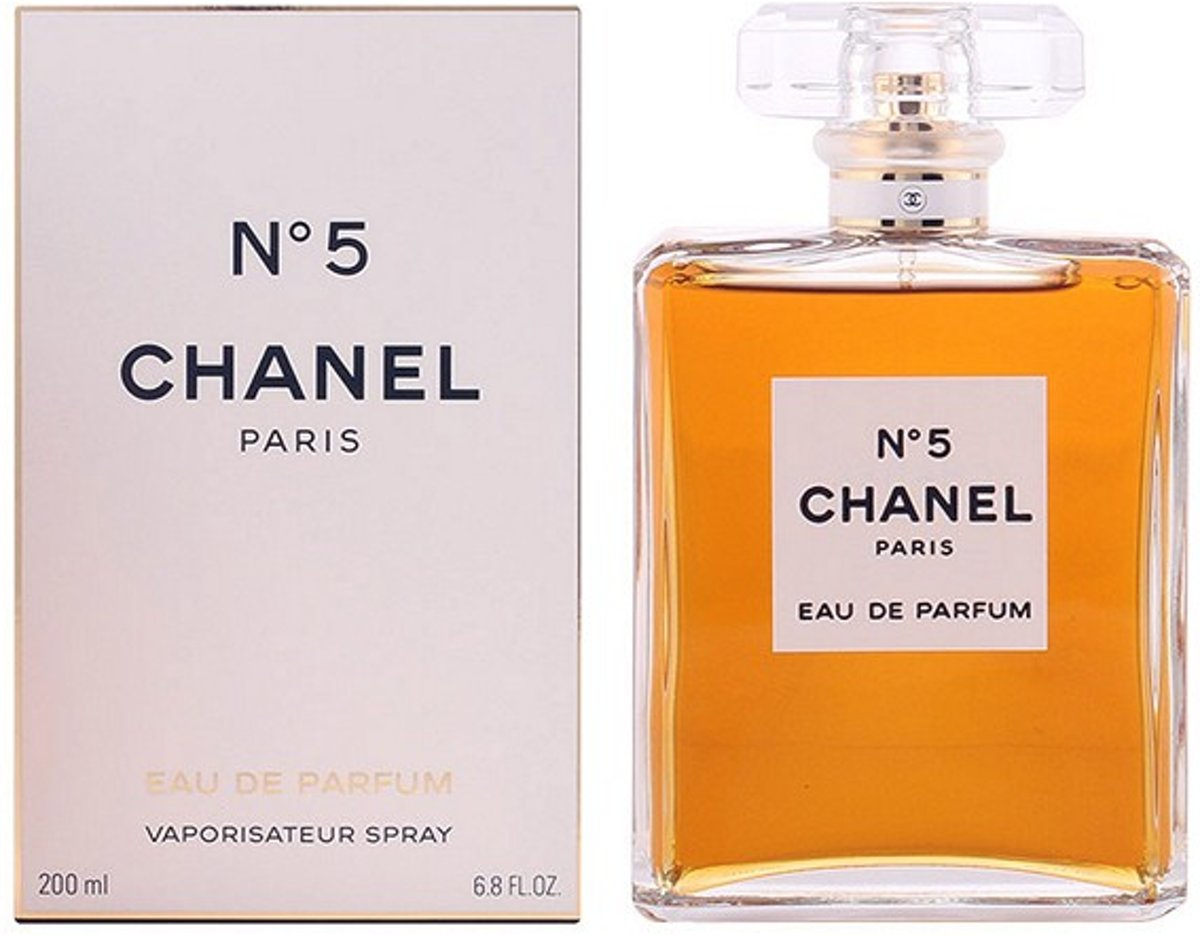 Bolcom Chanel No 5 200 Ml Eau De Parfum Damesparfum