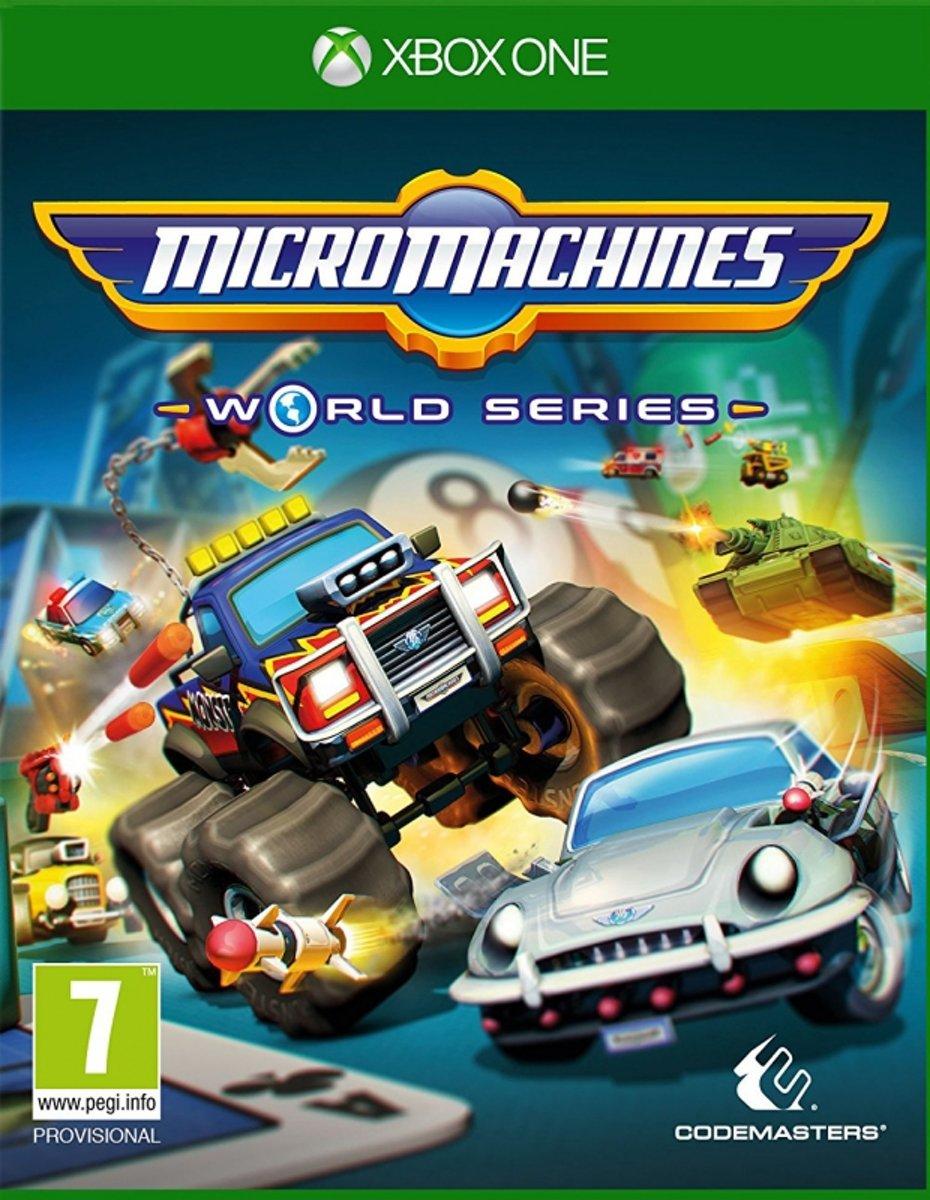 Micro Machines: World Series - Xbox One kopen