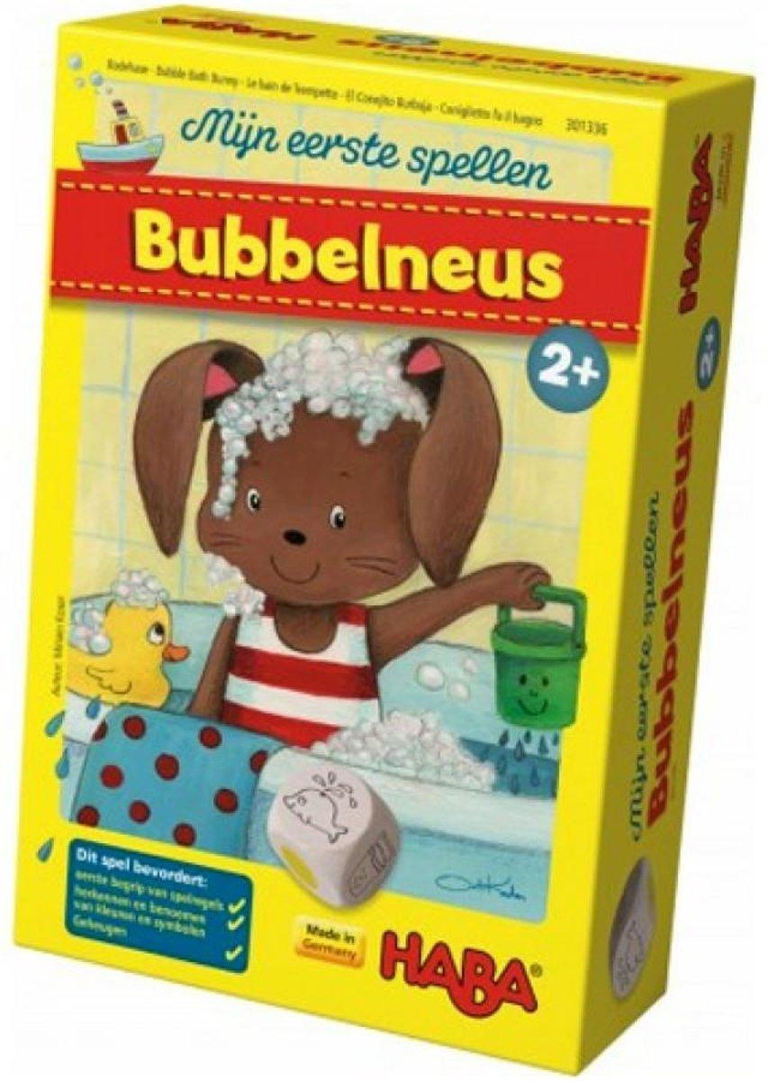 HABA Mijn eerste spellen - Bubbelneus