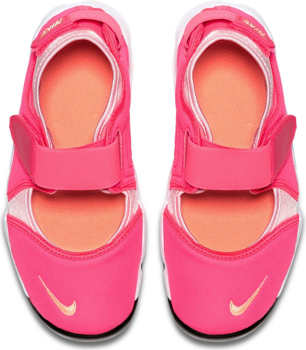 Nike Junior Sandales De Randonnée De Sandales Baskets Rift - Taille 32 - Unisex - Rose nJwdLWf7