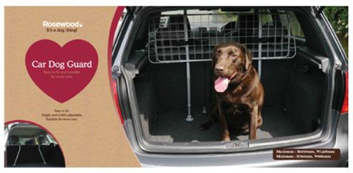 Rosewood car do guard veiligheidsrek 90,6-140x76-101 cm kopen
