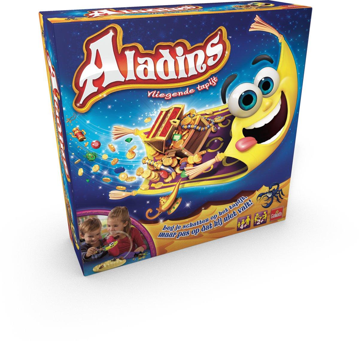 Aladins vliegende tapijt - Kinderspel - Goliath kopen