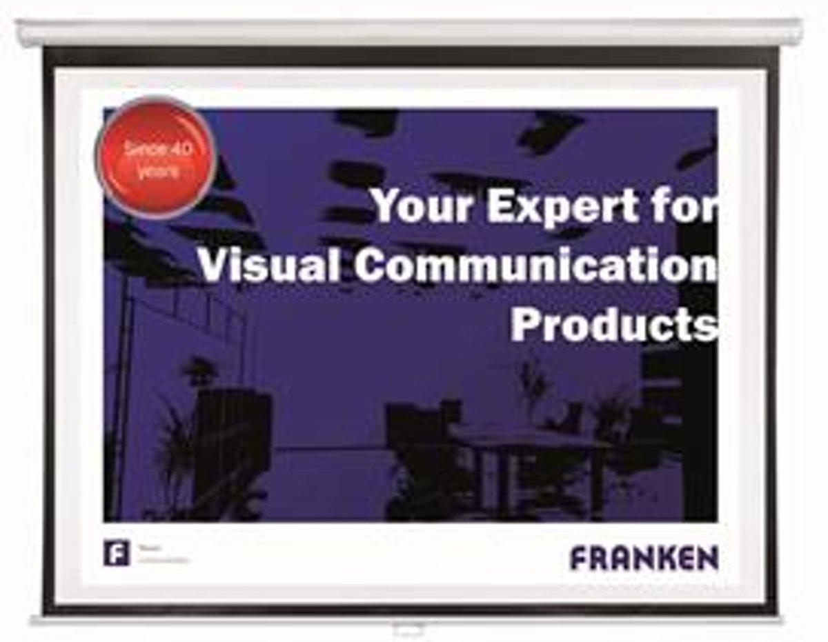 Projectiescherm op wand 180x135 cm, 4:3 kopen